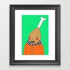 Pulke Framed Art Print