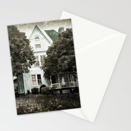 Haunted Hauntings Series - House Number 3 Stationery Cards