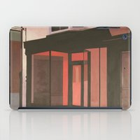 subway iPad Cases featuring Subway by Janet Wareing