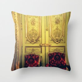 Napolean's Apartment PT l Throw Pillow