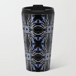 Winter Mandalas Travel Mug