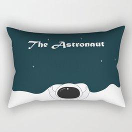 the astronout Rectangular Pillow