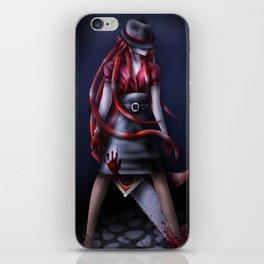 Mack the Knife iPhone Skin