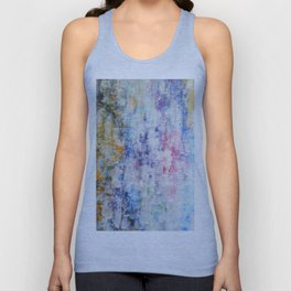 Abstract 158 Unisex Tank Top