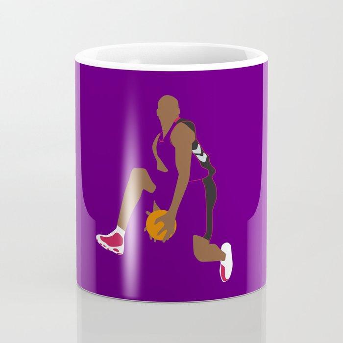 NBA Players | Vince Carter Dunk Coffee Mug