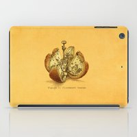 yetiland iPad Cases featuring Steampunk Orange  (color option) by Eric Fan