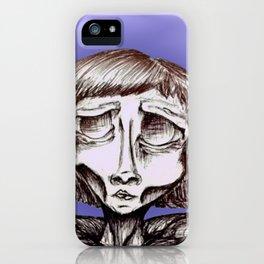 Asymmetric, Ghoul #6 iPhone Case