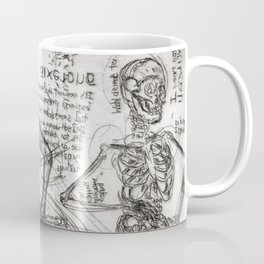 Clone Death - Intaglio / Printmaking Coffee Mug