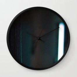 Neon Light Wall Clock