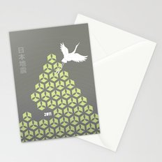 Japan earthquake 2011 no.3 Stationery Cards