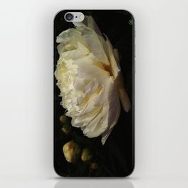 Peony 3 iPhone Skin
