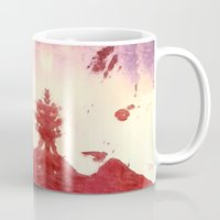 roald dahl Mugs featuring Bewitching by Geni