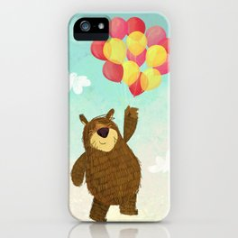 The Bear. iPhone Case
