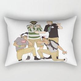 Cheeky Nanders Rectangular Pillow