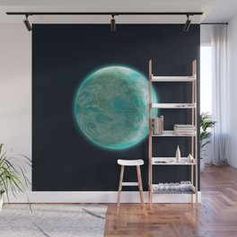 Pale Blue Dot Wall Mural