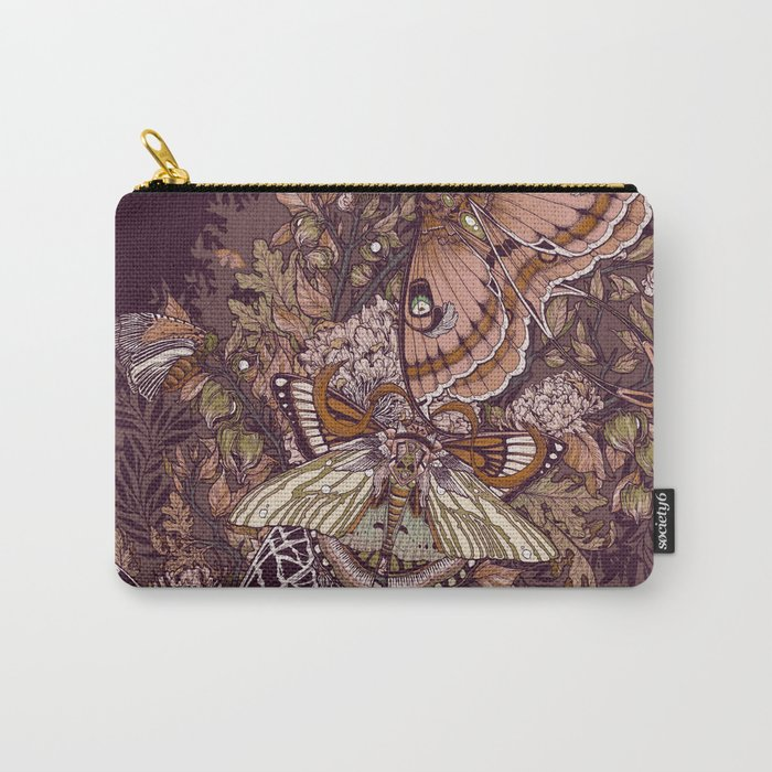 Transarctiinae Carry-All Pouch
