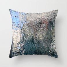 Urban Abstract 103 Throw Pillow