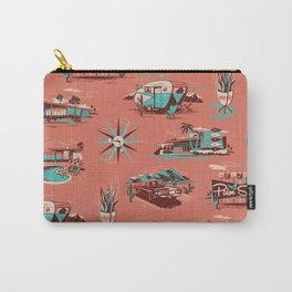 WELCOME TO PALM SPRINGS Carry-All Pouch