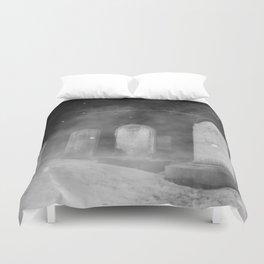 Mourning Duvet Cover