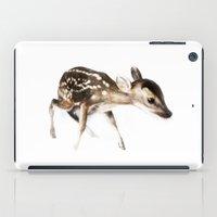 bambi iPad Cases featuring Bambi by Giusi Tomasello