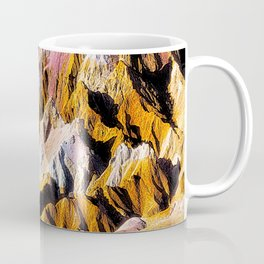 Artist Palette in California's Death Valley National Park. Coffee Mug