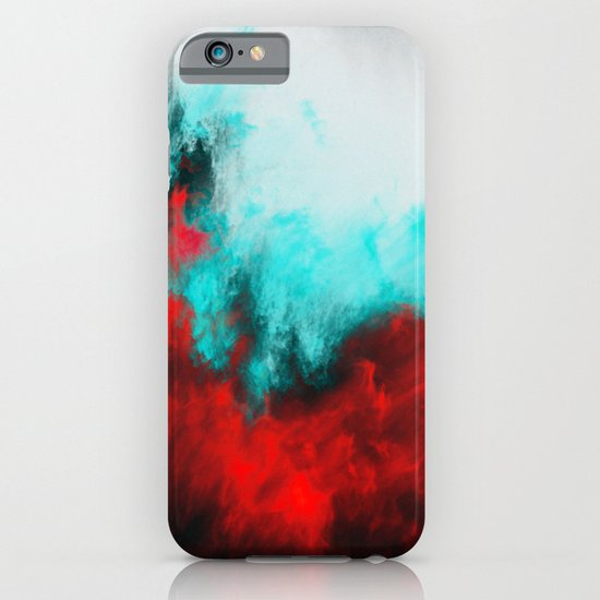 Painted Clouds III.1 iPhone & iPod Case