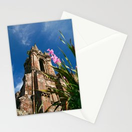Gothic chapel Stationery Cards