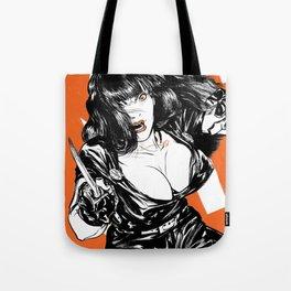 FASTER PUSSYCAT!!! Tote Bag