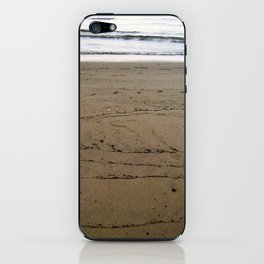 Traces of Waves iPhone Skin