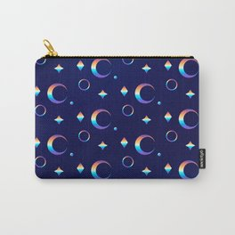 Holographic Sky Carry-All Pouch