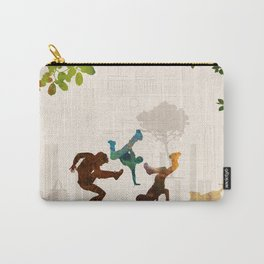Street dancers Carry-All Pouch