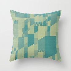 Saltwater Peak Throw Pillow