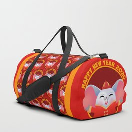 NEW YEAR 2020 Year of the rat Duffle Bag