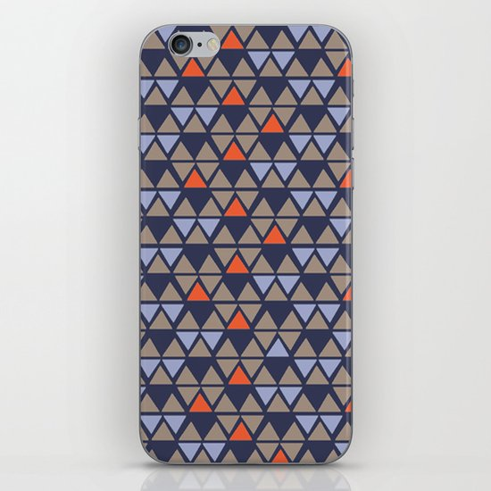 triangle 2 iPhone & iPod Skin
