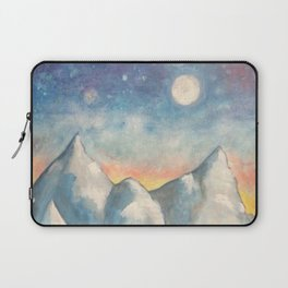 With How Sad Steps, Oh Moon Laptop Sleeve