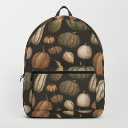 Pumpkins and Gourds Backpack