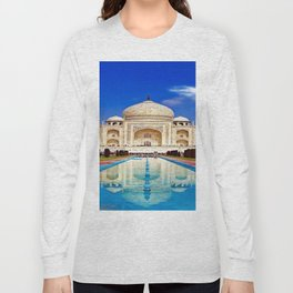 Taj Mahal Long Sleeve T-shirt