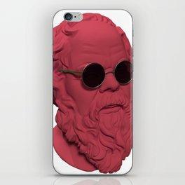 Socrates iPhone Skin