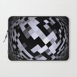 black-and-white -05- Laptop Sleeve