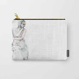 Liberate Yourself - Figure Study Carry-All Pouch
