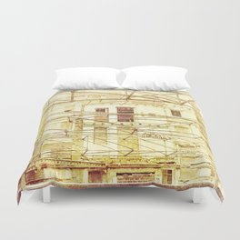 Under Conctruction Duvet Cover