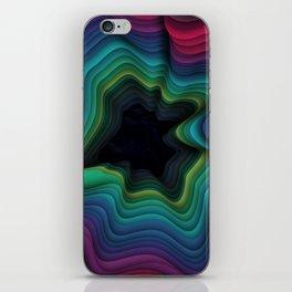 Infinite Wormhole iPhone Skin