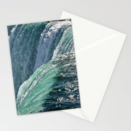 Niagara Falls - Closeup Stationery Cards
