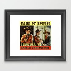 The General Specific Framed Art Print