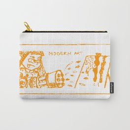 Modern art (splatoon) Carry-All Pouch