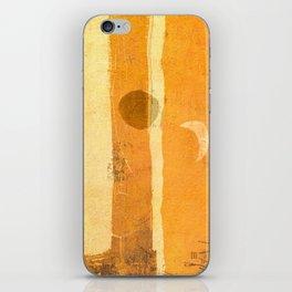 Sertão iPhone Skin
