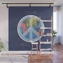 Future Peace Maker Wall Mural