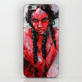 Resisted Rachel iPhone Skin