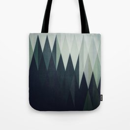 Diamond Forest Tote Bag