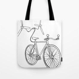 helibike Tote Bag